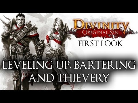 Divinity: Original Sin - First Look - Part 3 - Leveling Up,