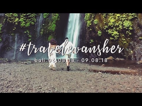 Bali Prewedding Vacation 2017 #travelevansher