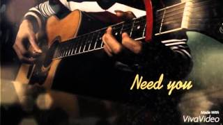 [Demo] 東方神起 / Forever Love - Guitar Solo