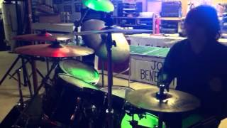 Download Soloing on a Yamaha power special 6 piece kit ft. Lia MP3 song and Music Video
