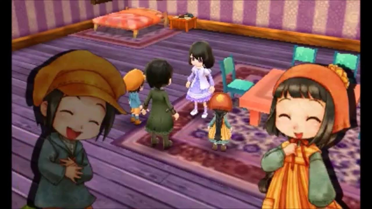Story Of Seasons Platin