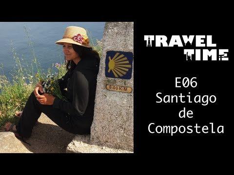 Travel Time | E06 Santiago de Compostela