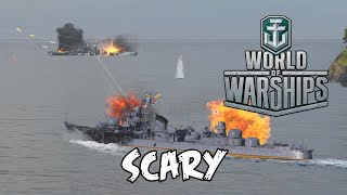 World of Warships - Scary