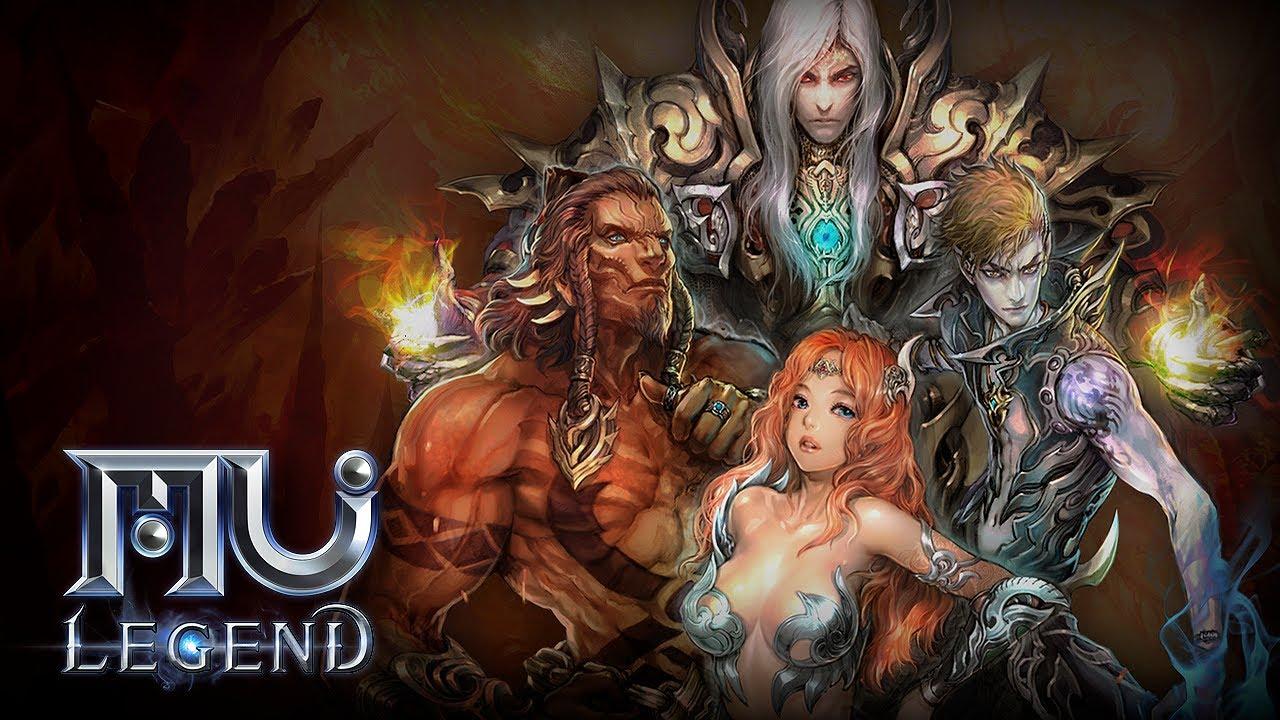 MU Legend (MU Online 2): Classes & Character Creation (F2P ...