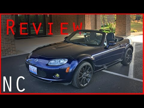 2008 Mazda Mx-5 Review