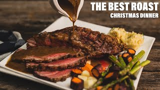 The BEST ROAST recipe for your CHRISTMAS DINNER