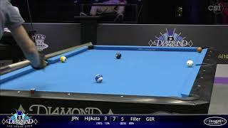KILLER FILLER! Joshua Filler vs Hayato Hijikata | 2020 Diamond Las Vegas Open | Match #6