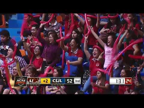 NCAA 93: LPU vs CSJL Game Highlights - October 6, 2017