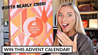 CULT BEAUTY ADVENT CALENDAR 2020/ *Worth nearly £1000, x2 to GIVEAWAY!*