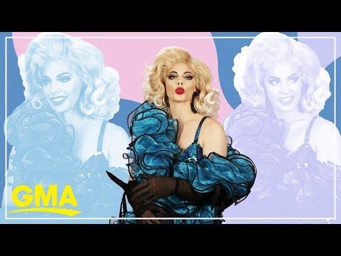 Take it from 'RuPaul's Drag Race' royalty Alyssa Edwards: 'Don't dream it. Be it.' l GMA Digital thumbnail