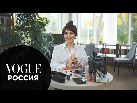 Что в сумке у Сати Казановой?