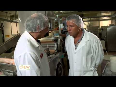 How Necco Wafers are Made, Featured by The Chew!
