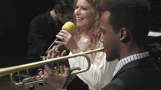 "My Foolish Heart, Cindy Scott & Jason Palmer, Berklee & students of ""Bednarska"" Departament of Jazz"