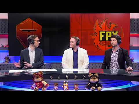 DMO vs. RW   TES vs. FPX - Week 6 Day 6   LPL Summer Split (2020)