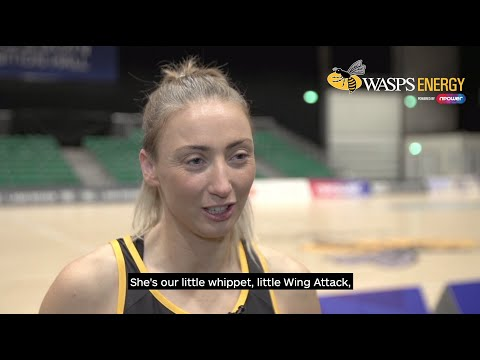 Wasps Energy and npower are proud to have helped power Wasps Netball through the season