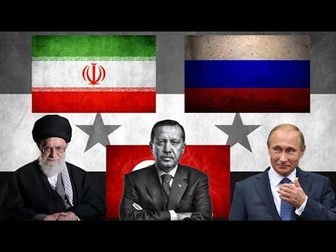 U.S. Pushed Out of Middle East by Russia-Iran-Turkey Pact