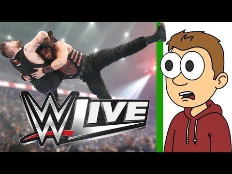 WWE Vlog Paris 2018 !
