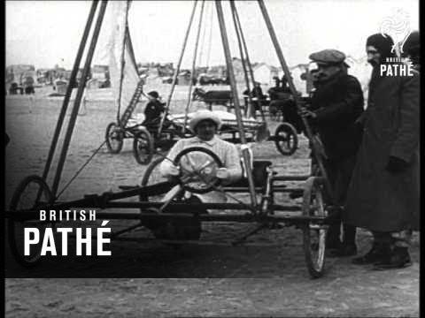Sand Yachting (1917-1918)