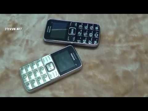 Điện thoại cho người già 2 sim 2 sóng giá rẻ tại Tp HCM Nokia A1