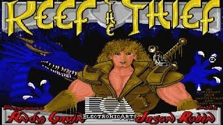 Keef The Thief gameplay (PC Game, 1989)