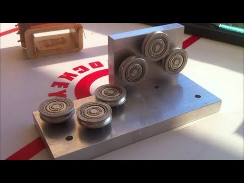 How To 4 Make A Magnet Wire Straightener X Amp Y Axis