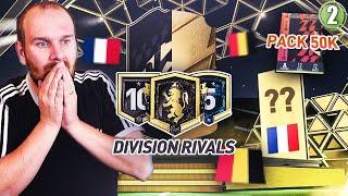 FIFA 22 - 1ERE RECOMPENSES RIVALS ET PACK A 50K GRATUIT ! MES CONSEILS POUR BIEN DEMARRER ! #2