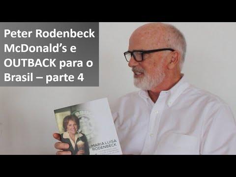 49/2017 – Peter Rodenbeck - McDonald's e OUTBACK para o Brasil - parte 4