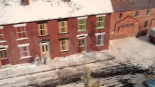 Kar Noel oo gauge model tren