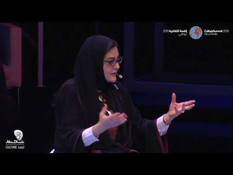 "Culture Summit 2018 | ""Case Study: The Transformative Role of Art and Culture in the Gulf Region"""