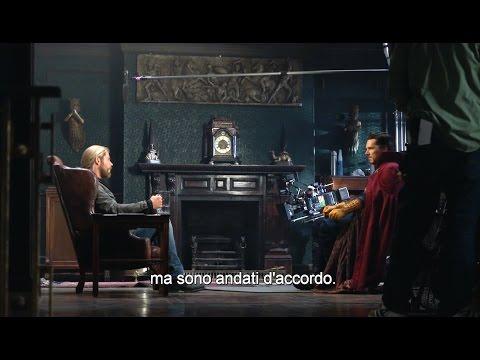 Marvel's Doctor Strange - End Tag - Featurette