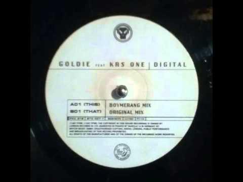 goldie - digital feat krs one (original mix)