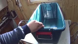 видео Практичность горелок и изотермических контейнеров |