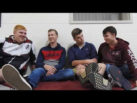 Fox Valley Lutheran High School Homecoming Frolic 2019 intro video extended
