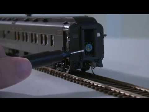 Brass Review: The Coach Yard Pullman Dover Series Cars