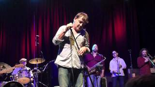 Southside Johnny & The Asbury Jukes: Broke Down Piece Of Man: The Ritz Manchester 28 June 2012