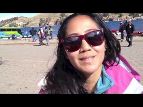 How to take bus from Puno, Peru to La Paz, Bolivia