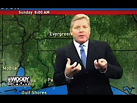 Alabama Weatherman Farts on Live TV