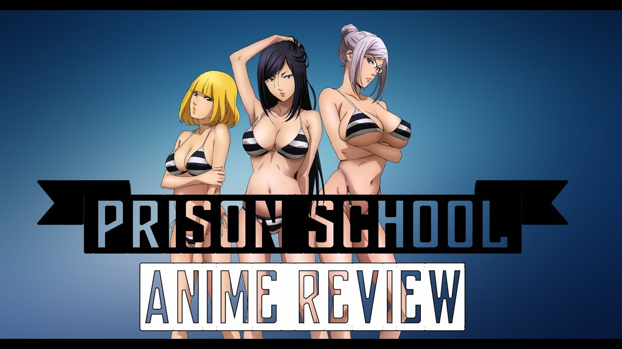 Prison school ova anime special uncensored 2016 - 1 part 8
