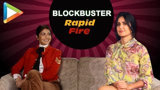 HILARIOUS: Anushka Sharma and Katrina Kaif's UNMISSABLE Rapid Fire | ZERO