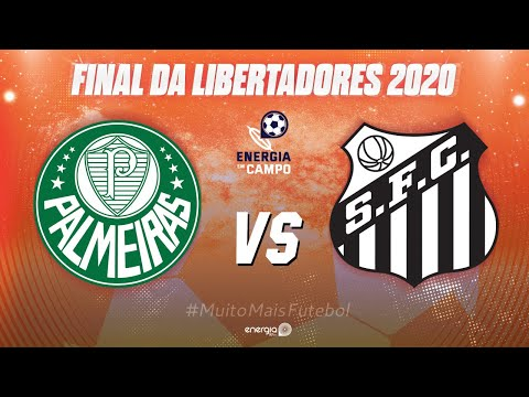 PALMEIRAS X SANTOS - 30/01/2021 - FINAL DA LIBERTADORES