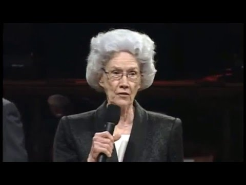 """Living With The End In View"" Vesta Mangun BOTT 2004"