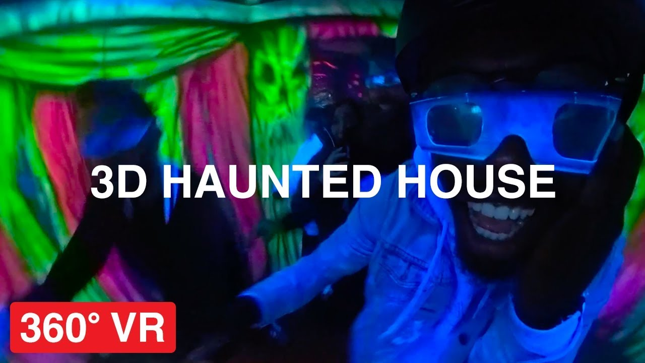 Haunted House [360 VR] | Elevation Youth