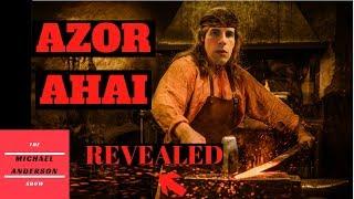 Azor ahai revealed: rhaegar targaryen is azor ahai theory