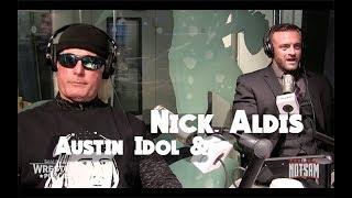 Nick Aldis & Austin Idol- Not Going to WWE, Billy Corgan, Cashing Battle Royal Check - Sam Roberts