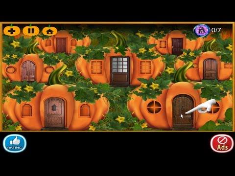 Pumpkin House Witch Escape walkthrough  5NGames