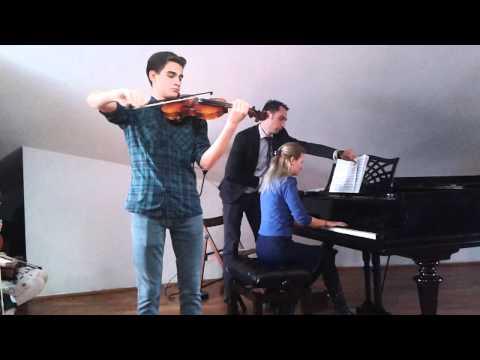 Violin - Polish Dance by Edmund Severn