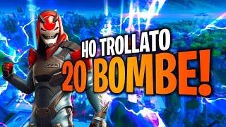 Ho TROLLATO le PRIME 20 BOMBE della SEASON 9! | FORTNITE ITA