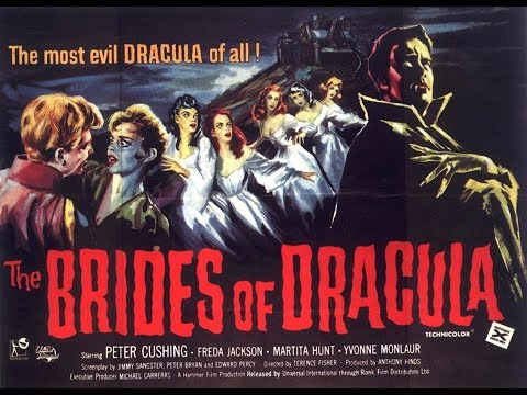Peter Cushing, The Brides of Dracula ,film  hd 720p