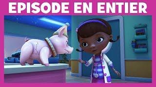 Docteur la Peluche - Moment Magique : Rosine passe une nuit à l'hôpital des jouets