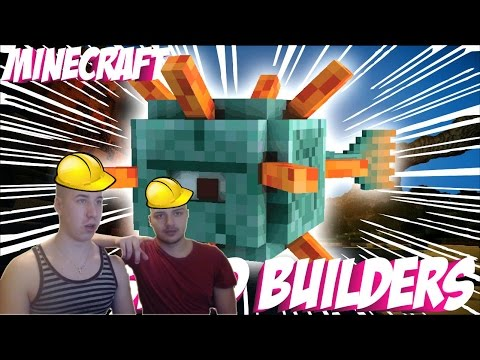 Minecraft Speed Builder | w/ Bercea | Construim o tabara de BANDITI | Ep #5